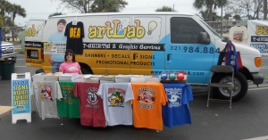 artalab t shirts, signs, banners, decals