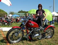 Custom T Shirt Printing - Triumph Motorcycle